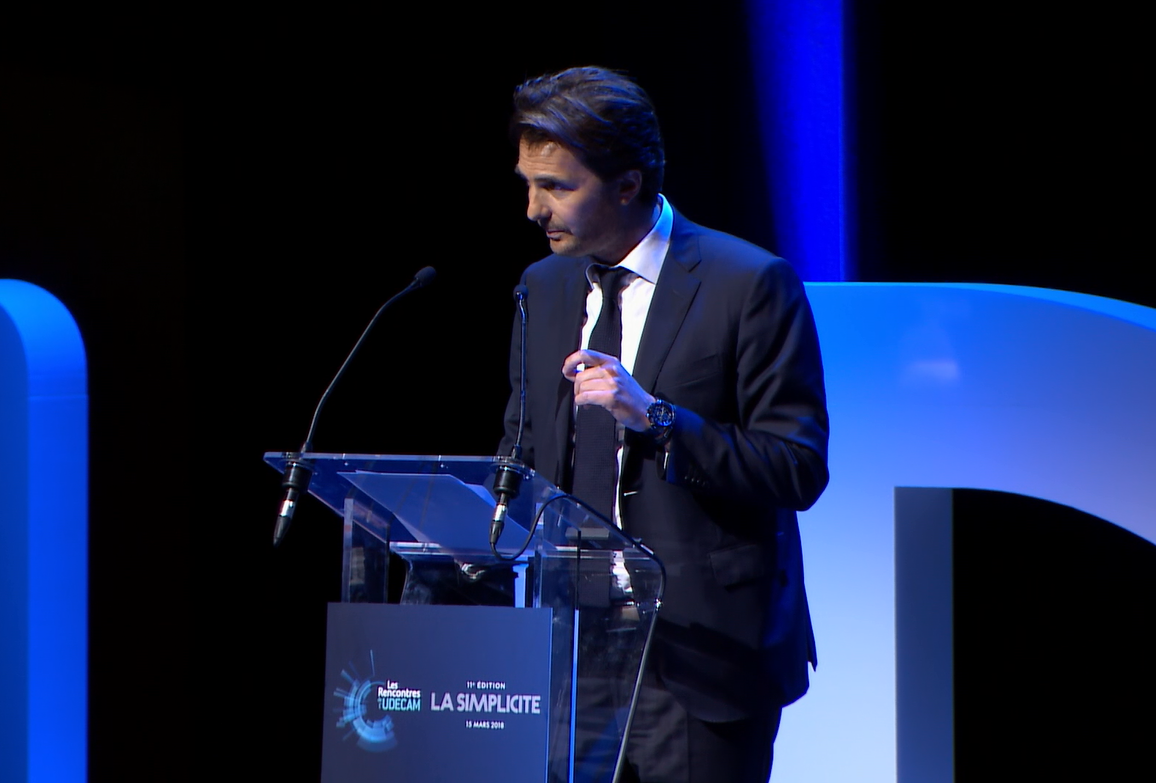 Intervention de Yannick BOLLORE