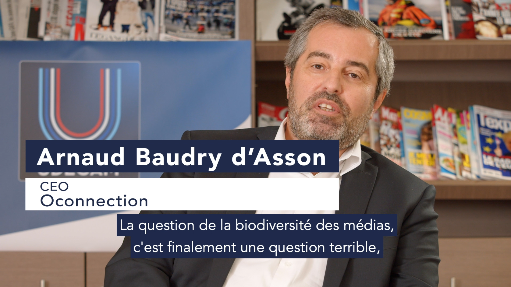Interview : Arnaud BAUDRY D\'ASSON