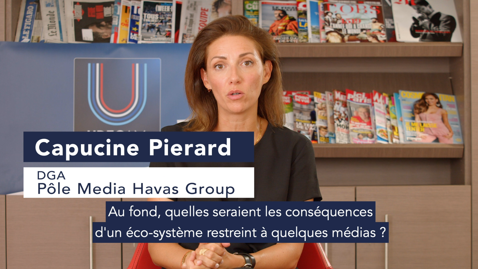 Interview : Capucine PIERARD
