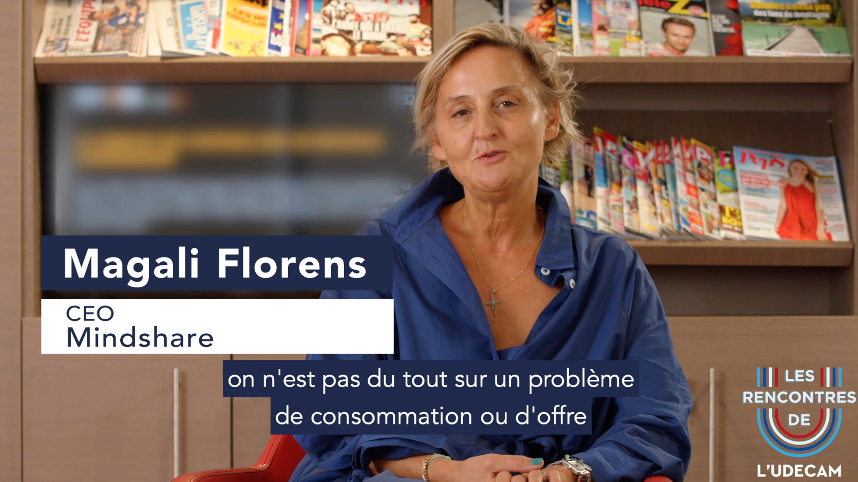 Interview : Magali FLORENS