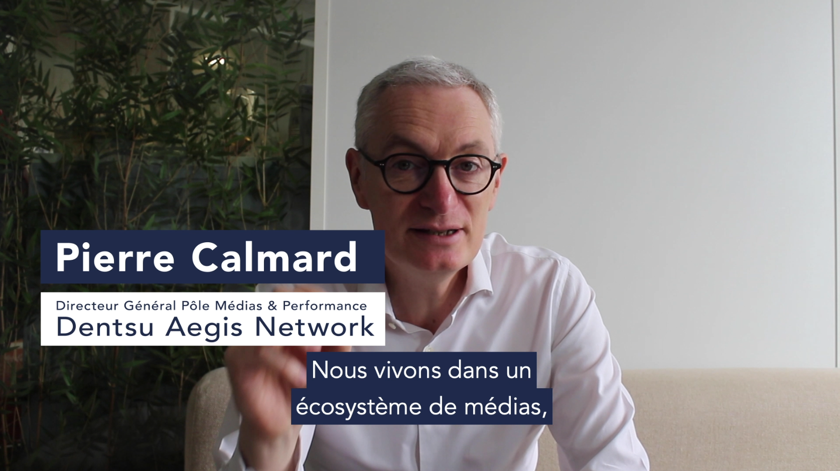 Interview : Pierre CALMARD