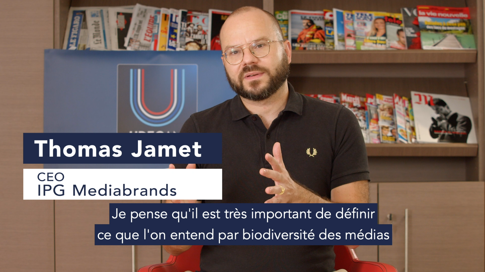 Interview : Thomas JAMET
